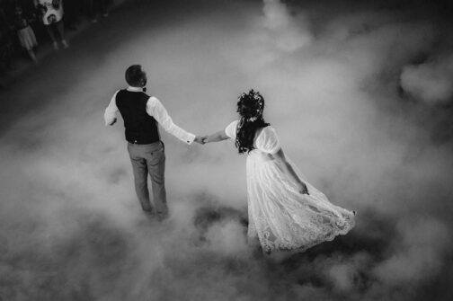 ciezki dym na wesele cena